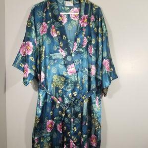 Vintage California Dynasty Sleepwear Size Medium